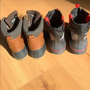 GAP Shoes - Toddler boys boots- priced separately